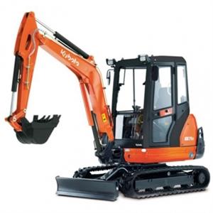 Picture of 3Ton Excavator