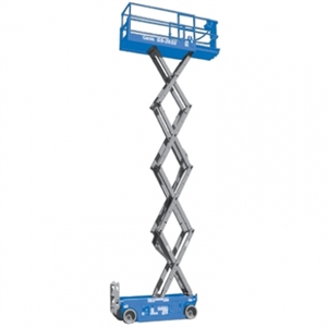Picture of 9.9m Narrow Electric Scissor Lift
