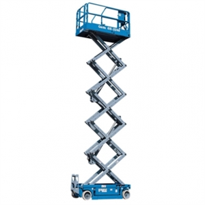 Picture of 11.8m Electric Scissor Lift