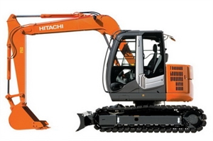Picture of 9Ton Excavator