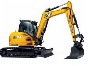 Picture of 8Ton Excavator