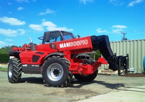 Picture of 18m Telescopic Telehandler