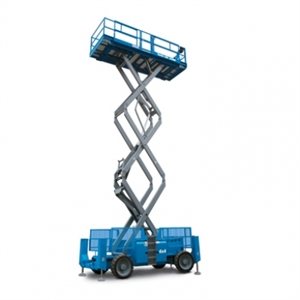 Picture of 18.1M Self Propelled Diesel Scissors Lift