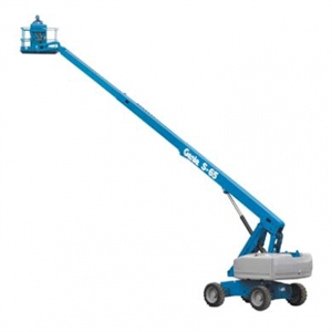 Picture of 21.8M Self Propelled Diesel Telescopic Boom Lift