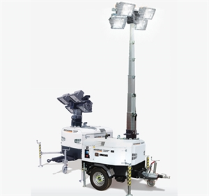 Picture of X-ECO 6X 150W LED LIGHT TOWER