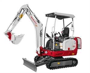 Picture of 2 Tonne Hybrid/Eco Excavator
